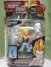 NEW Dragon Ball Hybrid Action Super Saiyan Gotenks Figure BANDAI from Japan Rare