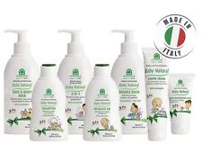 Natura House Baby Natural 7 Piece Set Shampoo Lotion Bubble Bath Diaper Cream