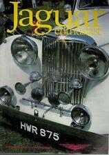 1992 FEB 51764 Jaguar Enthusiast Magazine Cover Picture  THE SS SALOON