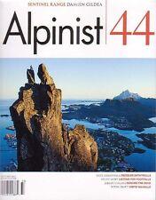 Mountaineering: Climbing, Alpinist Magazine #44 - Brand New, Unread