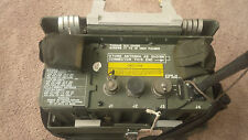 NOS ROCKWELL COLLINS AN/PSN-8 GPS TRANSCEIVER SET WITH VEHICLE MOUNT