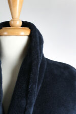 PLUSH UNISEX ROBES Size: L/X NAVY Plush and Luxurious Spa Bath Robe ON SALE!!