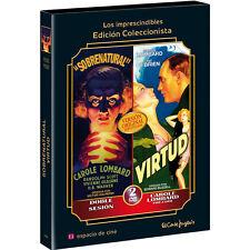 Supernatural + Virtue **DVD R2** Carole Lombard