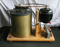 JOULES MECHANICAL EQUIVALENT of HEAT APPARATUS Calorimeter GAERTNER ANTIQUE