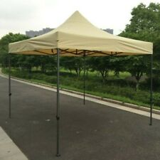 HERCULES GAZEBO® COMMERCIAL GRADE  POP UP PARTY BBQ MARQUEE TENT 3x3 HEAVY DUTY