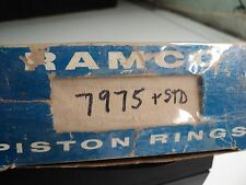 Ramco Piston Rings 7975 STD size