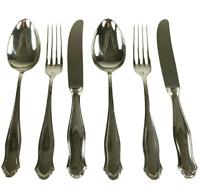 WMF Besteck Serie 1700 Silber 90er Auflage 18 Teile Design Kurt Mayer 30er