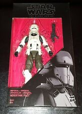 "STAR WARS IMPERIAL HOVERTANK PILOT BLACK SERIES 6"" FIGURE ROGUE ONE IN HAND RARE"