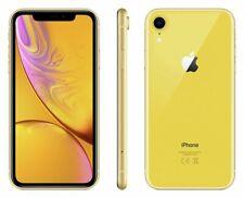 Sim Free Apple iPhone XR 6.1 Inch 128GB 12MP Dual Sim Mobile Phone - Yellow