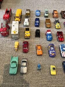 Disney Pixar cars Diecast - Bulk Set