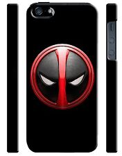 Iphone 4s 5 5s 5c 6 6S 7 8 X XS Max XR 11 Pro Plus Hard Cover Case Deadpool 18