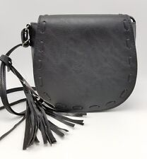 Purse Black No Boundaries Messenger Cross Body Shoulder Bag Purse NEW