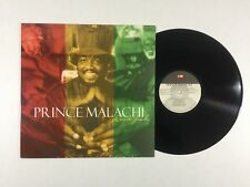 PRINCE MALACHI Love Jah LP VP VPRL 1555 US 1999 VG++ 11B/I