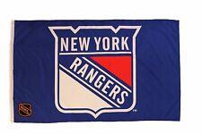 New York Rangers Nhl Hockey Logo 3' X 5' Feet Flag Banner . New