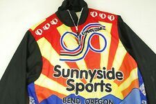 Vintage 90s Pearl izumi Pullover Long Sleeve Cycling Jersey Oregon Racing Mens S