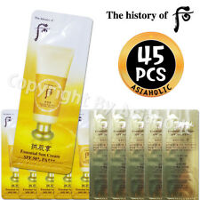 The history of Whoo Jin Hae Yoon Essential Sun Cream 1ml x 45pcs (45ml) Newist