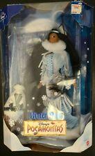 Rare Disney Pocahontas Winter Moon Doll