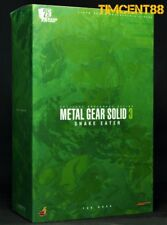 Ready! Hot Toys VGM14 Metal Gear Solid 3 MGS 1/6 Snake Eater The BOSS