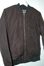 Mens Voi Bomber Style Jacket - Black - Small