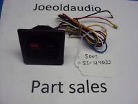 Sony SS-U4033 Original Speaker terminal & Crossover Network. Read More Below.