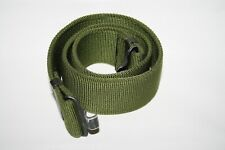Genuine British Army Green Heavy Duty Tactical Military Combat Belt Length 90cm