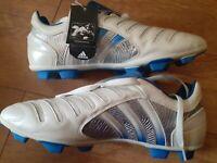 Rare Adidas Predator Pulse Pulsado II Beckham TRX FG Football Boots Size 10 1/2
