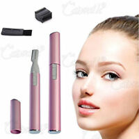 LADY WOMEN ELECTRIC SHAVER BIKINI LEGS EYEBROW TRIMMER SHAPER HAIR REMOVER GIFT