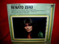 RENATO ZERO Incontro con LP ITALY 1977 Pop MINT-