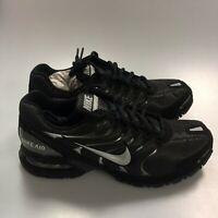 Nike Mens Air Max Torch 4 Running Anthracite Metallic Silver Black Shoe Size 8