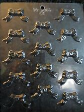 NEW SMALL BS BOWS MOLD candy chocolate molds bow minnie mouse