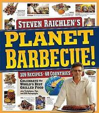 Planet Barbecue! : 309 Recipes, 60 Countries