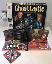 MB games GHOST CASTLE 1985 - 100% Complete The Haunted House Of Horrors Vintage