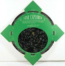 Antique Star Explorer - Astronomy Wheel from Hayden Planetarium 1958