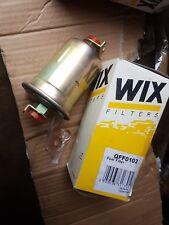 WIX FILTERS WF8077 FUEL FILTER  RC528642P OE QUALITY Fits Hyundai/Mitsubishi