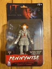 It: Chapter Two Series 1 Pennywise Action Figure New Sealed!