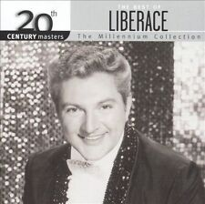 20th Century Masters - The Best of Liberace - **DISC ONLY**