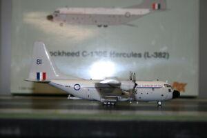 J-FOX/Inflight200 1:200 RAAF Lockheed C-130 Hercules A97-181 (JF-C130-021)