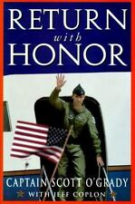 Return with Honor, Scott O'Grady, 0385483309, Book, Very Good