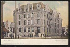 Postcard CALGARY Alberta/CANADA  Post Office Building view 1907