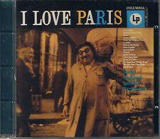 Legrand, Michel I love paris Gold CD MASTER sound sbm