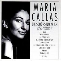 Maria Callas • Die schönsten Arien 2 CDs