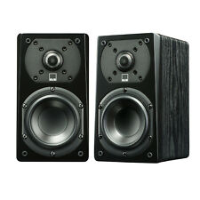 SVS Prime Satellite Speakers (Pair) (Black Ash) (New!)
