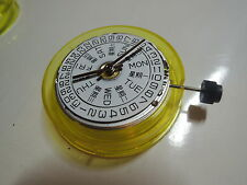 New *  Automatic Day Date Movement Compatible With ETA 2836-2