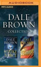 Dale Brown - Collection: Strike Force and Shadow by Dale Brown (2016, MP3 CD)