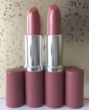 Lot of (2) Clinique Pop Lipsticks Lip Colour+Primer 02 Bare Pop Low Shimmer Nude