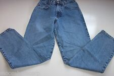 Women's Lucky Brand Relaxed Fit Acid Wash Blue Jeans - 6 28X31 - USA - MONTESANO