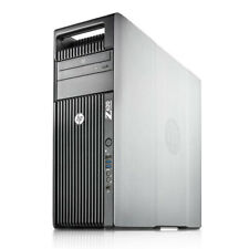 HP Z620 Workstation Intel Xeon Hexa-Core 6 x 2,0 GHz 16GB RAM 1000GB HDD Win10