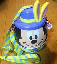 Easter 2014 Popcorn Bucket Mickey Mouse TOKYO Disneyland limited Japan F/S