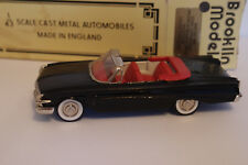 BROOKLIN BRK 75G 1960 EDSEL CONVERTIBLE 3RD EDITION COLLECTORS GUIDE 1/43