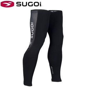 Sugoi Subzero Thermal Leg Warmers - Black (99954U)